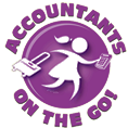 Accountants on the Go, LLC Logo